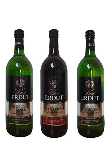 Probierpakete spezieller kroatischer Wein