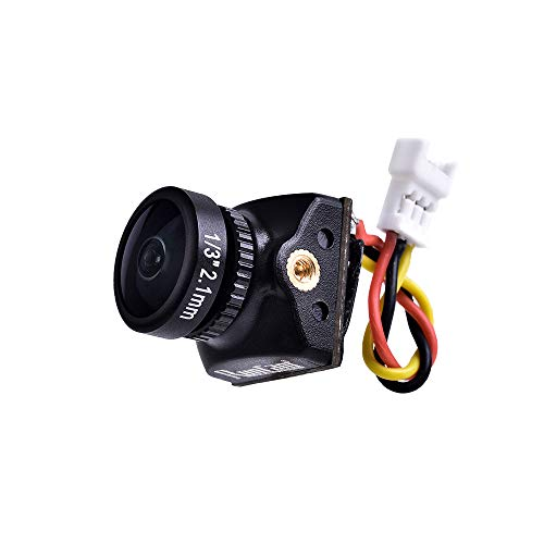 Usmile RunCam Nano 2 700TVL NTSC 4:3 Micro FPV Camera for Toothpick Brushless 2/2.5/3 inch Micro FPV Racing Drone Quad Quadcopter (2.1mm)