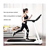 HAIRCURLER Running Machines, Electric Treadmill Home Fitness Equipment Portable Indoor Fitness Ultra-Quiet Models