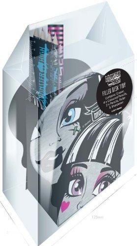 Anker - Ankmhfd - Kit De Loisirs Créatifs - Matériel Rangé De Bureau - Monster High
