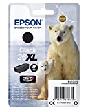 Epson C13T26214012 26XL Cartouche d'encre d'origine Noir Amazon Dash Replenishment...
