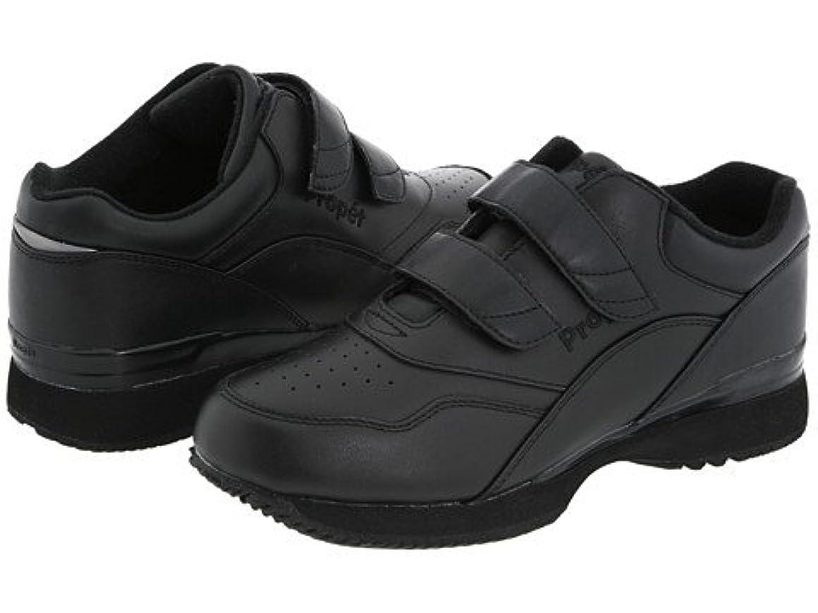 判定悲観主義者不完全(プロペット) Propet レディースウォーキングシューズ?カジュアルスニーカー?靴 Tour Walker Medicare/HCPCS Code = A5500 Diabetic Shoe Black 10.5 27.5cm XX (4E) [並行輸入品]