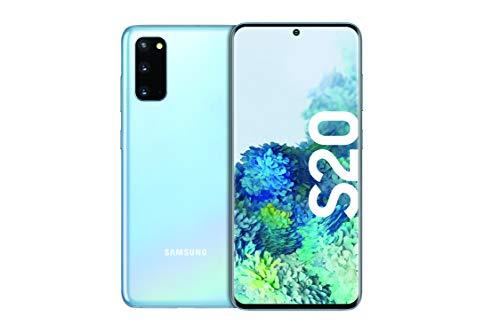Samsung Galaxy S20 5G 128 GB (Cloud Blue) ohne Simlock, ohne Branding