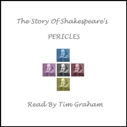 Shakespeare's Pericles audiobook cover art
