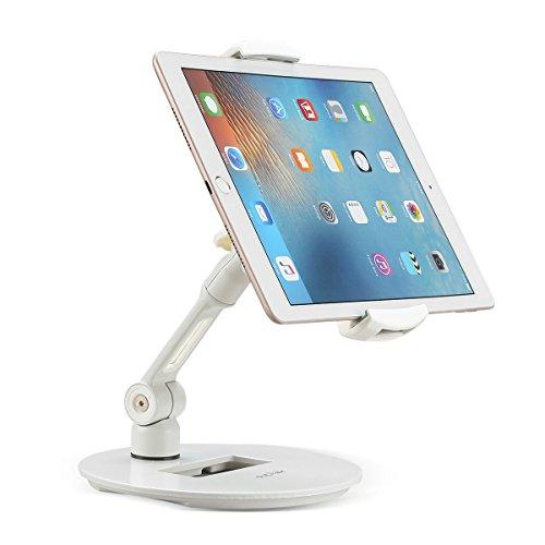 Soporte para Tableta 360° Ajustable para Smartphone Y La Mayoría De Las Tabletas De 4-12.9' Suptek YF208DW
