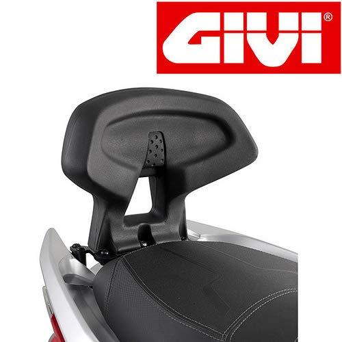 Givi TB3106 - Respaldo para Pasajero específico para Suzuki Burgman 200 ABS 2014 2019