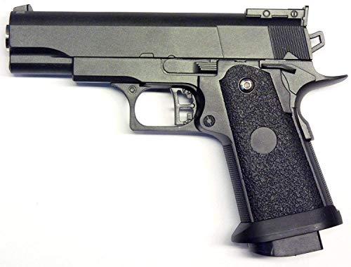Oramics Softair Pistole – Airsoft unter 0,5 Joule – Vollmetall Softair-Pistole G-10 ABS – Originalgetreuer Nachbau im Maßstab 1:1, Kaliber: 6mm