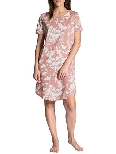 CALIDA Damen Sweet Dreams Nachthemd, Rose Bud Print, S