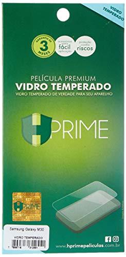 Pelicula de Vidro Temperado 9h para Samsung Galaxy M30, HPrime, Película Protetora de Tela para Celular, Transparente