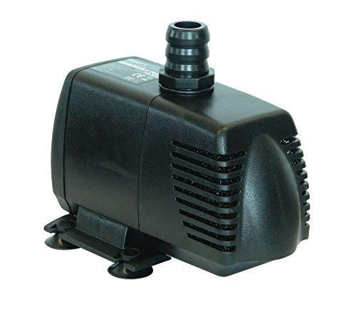 Hailea HX-8810 In-Out-pomp, 1050 l/u, maximale opvoerhoogte 1,4 m, zwart, 14x11x11 cm, 10-450-450