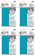 4-Pack Ultra Pro Pro-Matte Eclipse Deck Protector Sleeves (240 Total Sleeves)
