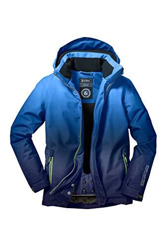 Killtec Jungen Pendaro Jr Skijacke/Funktionsjacke Mit Kapuze Und Schneefang, 10.000 Mm Wassersäule, Wasserdicht, royal, 164