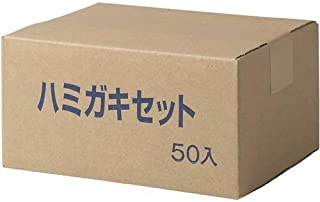 アイテック 業務用ハブラシセット 50パック入