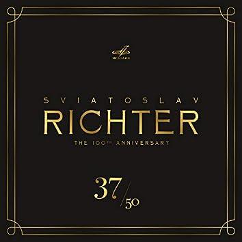 Святослав Рихтер 100, Том 37 (Live)