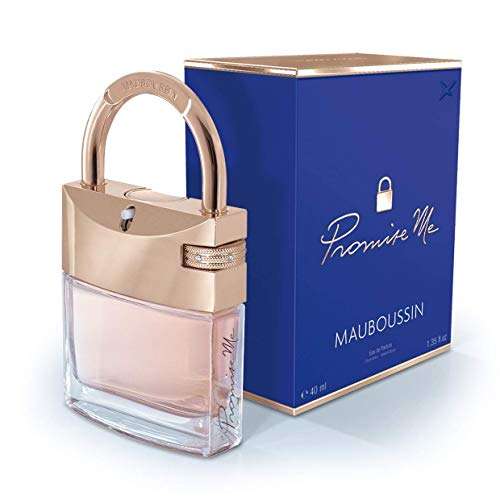 L'eau de parfum Promise Me de Mauboussin