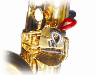 Stickystop for Tenor Saxophone (G# and C# Keyclamp)