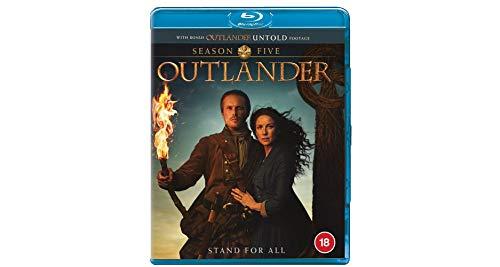 Outlander - Season 5 {Blu-Ray] [2020] [Region Free]