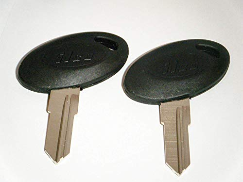 Ilco Bauer Camper Keys RV Keys Cut to Your Key Number from 331 to 360 Two Working Keys (357)