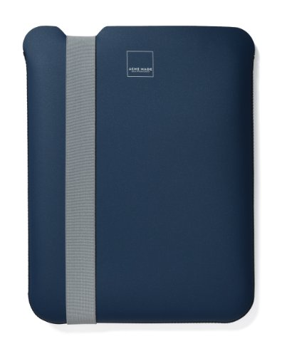 acme Made AM36607-PWW - Custodia Sottile per Apple iPad, Colore: Blu/Grigio