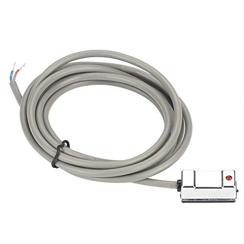 Sensor de interruptor magnético de cilindro CS1-U Interruptor de lengüeta magnético de cilindro Interruptor electrónico Transductor neumático DC AC 5V- 240V