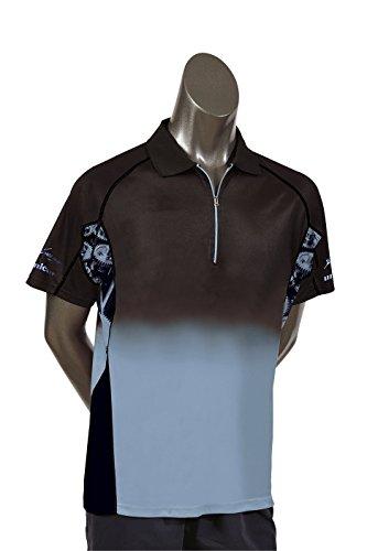 Unicorn Darts Unisex Player Dart Shirt James Wade Dart Shirt M grau