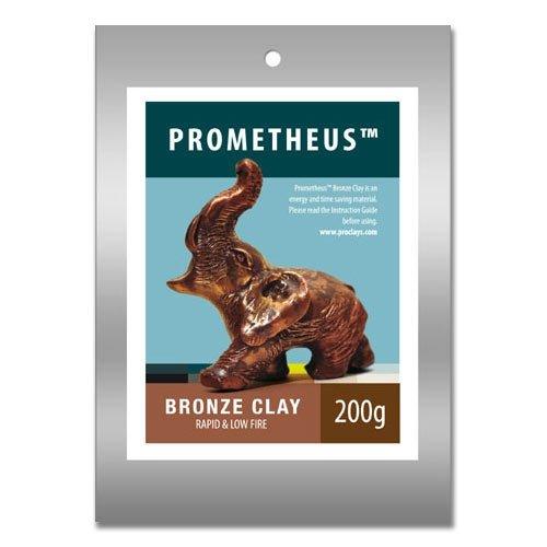 Prometheus Bronze Clay 200 g