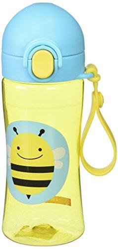 Skip Hop Zoo Paille Bouteille Chien-enfants paille Pop-Up Gourde BN