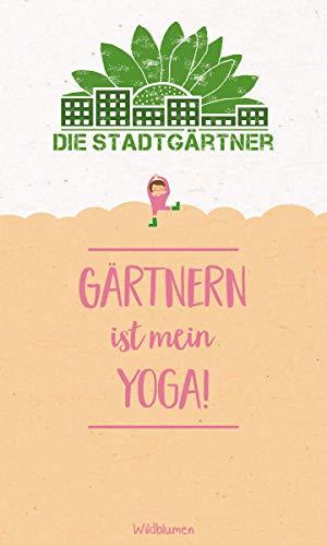 Saatgrüße - Gärtnern ist mein Yoga - Wildblumenmischung