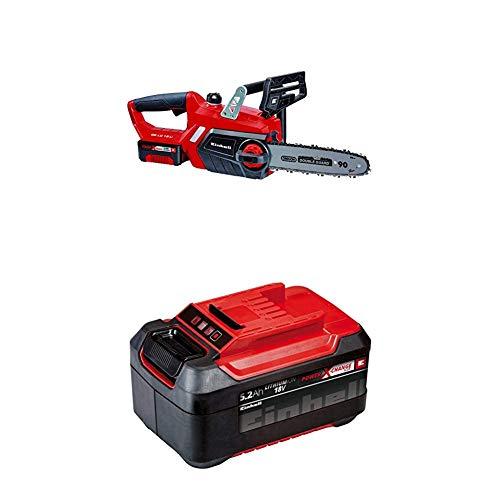 Einhell Akku-Kettensäge GE-LC 18 Li Kit Power X-Change + System Akku Power X-Change Plus