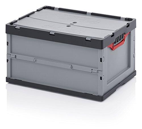 Profi-Faltbox 60 x 40 x 32 mit Deckel inkl. gratis Zollstock