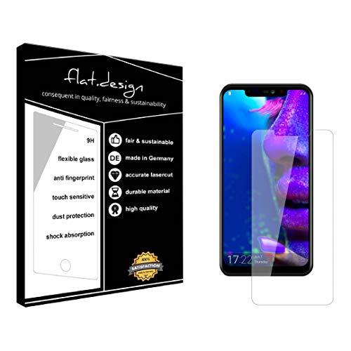 1x Bildschirm Schutz für Allview Soul X5 Pro Screen Bildschirmschutz Schutzfolie kristallklar Flexible Folie, robust wie Glas. Qualität, Nachhaltigkeit und Fairness Made in Germany