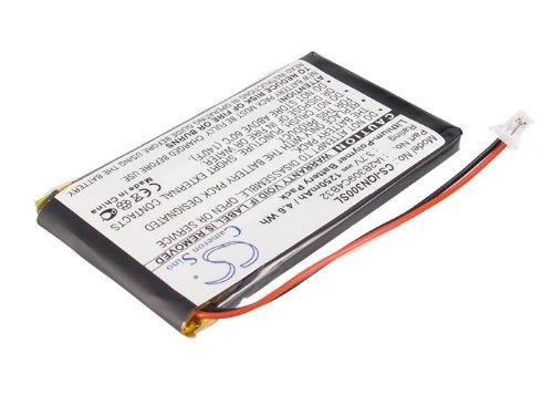 Bateria GPS Garmin Nuvi 300, Nuvi 300T, Nuvi 310, Nuvi 310D, Nuvi 310T, Nuvi 350, Li-pl, 1250 mAh