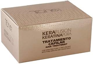 Tahe Kerafusion Tratamiento Prolongador del Efecto de la Keratina Efecto Alisado y Antiencrespamiento 5 x 10 ml