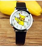 Pokemon Pikachu Dial Niños Relojes De Pulsera Figura Juguetes...