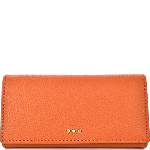 Loxwood - Portafogli Donna, Arancione (Arancione (CLEMENTINE CLEMENTINE)), 4x11x19 cm (W x H x L)