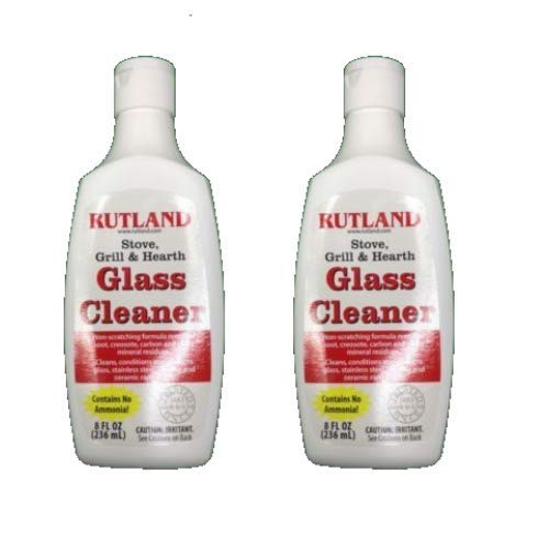 Rutland Hearth & Grill Conditioning 8 Oz. (Pack of 2)