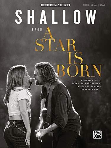Gaga, L: Shallow (Original Sheet Music Edition)