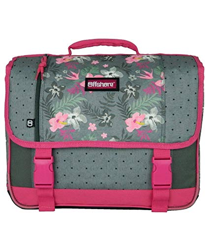Cartable Offshore 38cm (Gris)