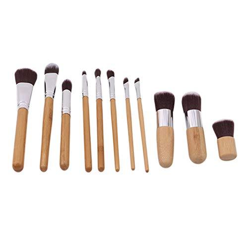 Sperrins 11 pcs/set Beauté Maquillage Brushes Set Kit Cosmétique Mélange Blush Fard À Paupières Concealer Cosmétiques Accessoires
