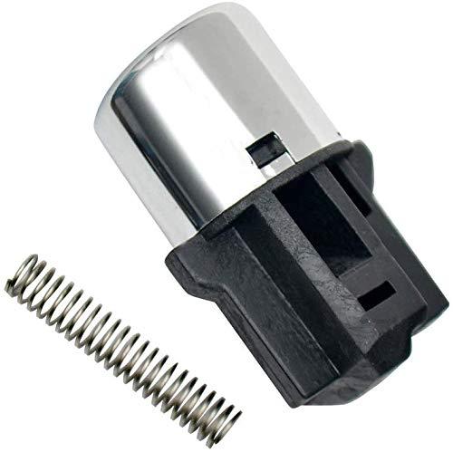 APDTY 54132-SDA-A81 Shift Button Knob & Spring Kit