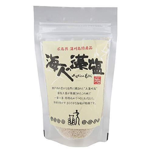 Amabito No Moshio (Seaweed Salt), 3.5-Ounce (100g)