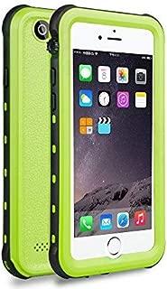 iPhone 6S 6 Waterproof Case, Dooge Shockproof Dirtproof Snowproof Rain Proof, Heavy Duty Full Protection Phone Case Cover Rugged IP68 Certified Waterproof Case for iPhone 6S/6 4.7