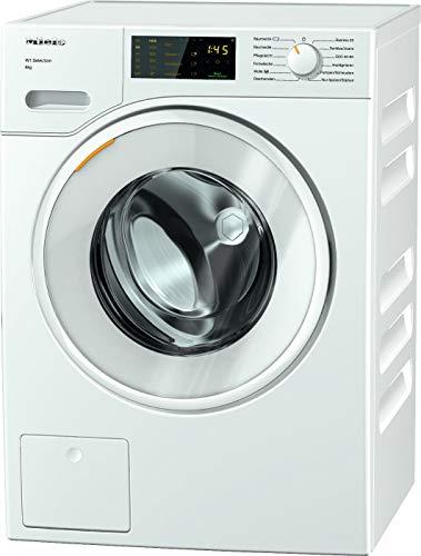 Miele WSD 123 WCS Frontlader Waschmaschine / 8 kg / Schontrommel / Glättfunktion - Vorbügeln / Kapseldosierung - CapDosing / Watercontrol-System / 1400 U/min / A+++