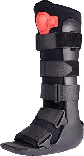 ProCare XcelTrax Air Tall Walker Brace/Walking Boot, Large