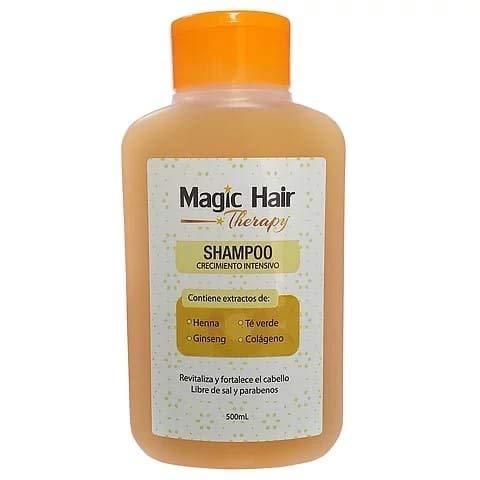 Magic Hair Therapy Shampoo Crecimiento Intensivo, Shampoo for Hair Growth