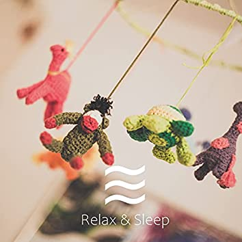 Beautiful and Cozy Noise Lullabies for Kids and Adults
