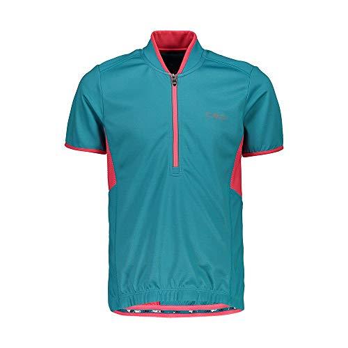CMP Camiseta Bicolor 30c7854 para niño, Niños, Camiseta, 30C7854, Cerámico, 98