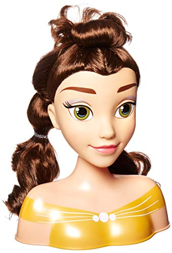 Jakks Pacific 87375 Disney Princess-Belle - Cabeza de Estilo