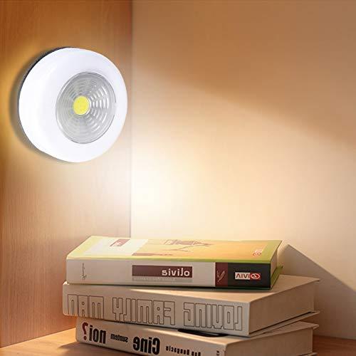 Lankouli Wandlampe Led Wandleuchte 3W Wandleuchte Küchenschrank Schrank Glühlampe Wandleuchte Badgerät