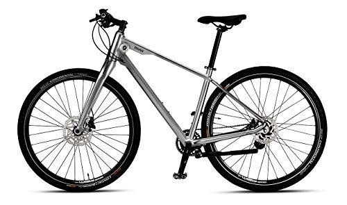 BMW Cruise Bike Aluminium Glossy Silber (L)
